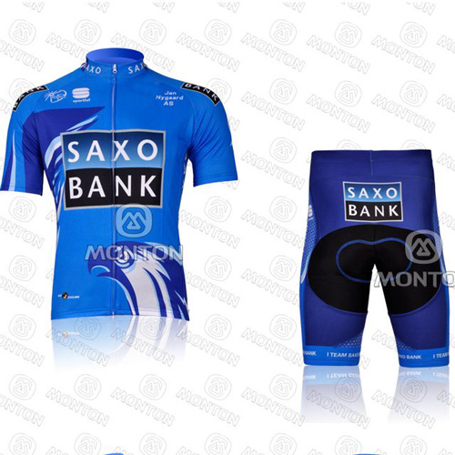 2013-Cycling-Bicycle-Comfortable-outdoor-Jersey-Shorts-Size-M-XXXL-Blue